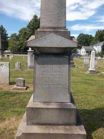 RHODES, H. EUGENE - Trumbull County, Ohio | H. EUGENE RHODES - Ohio Gravestone Photos
