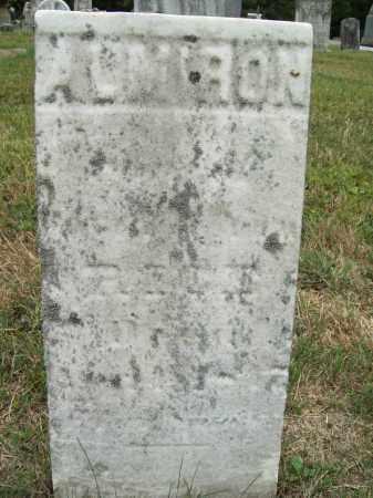 RICE, ALMIRON - Trumbull County, Ohio | ALMIRON RICE - Ohio Gravestone Photos