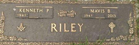 BECK RILEY, MAVIS - Trumbull County, Ohio | MAVIS BECK RILEY - Ohio Gravestone Photos