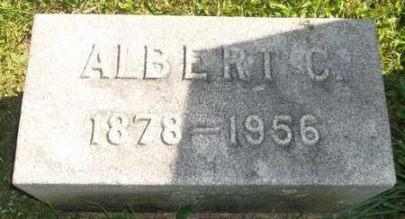 ROBBINS, ALBERT C. - Trumbull County, Ohio | ALBERT C. ROBBINS - Ohio Gravestone Photos