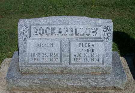 ROCKAFELLOW, FLORA - Trumbull County, Ohio | FLORA ROCKAFELLOW - Ohio Gravestone Photos