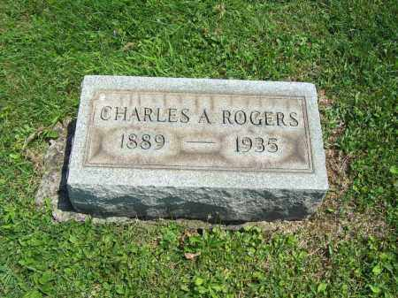 ROGERS, CHARLES A. - Trumbull County, Ohio | CHARLES A. ROGERS - Ohio Gravestone Photos