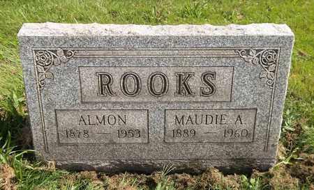 ROOKS, MAUDIE A. - Trumbull County, Ohio | MAUDIE A. ROOKS - Ohio Gravestone Photos