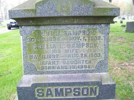 SAMPSON, ADELIA L. - Trumbull County, Ohio   ADELIA L. SAMPSON - Ohio Gravestone Photos