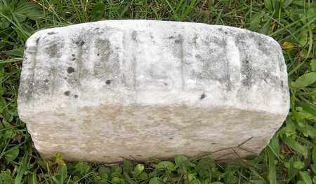 SANDERSON, ROLLIE C. - Trumbull County, Ohio | ROLLIE C. SANDERSON - Ohio Gravestone Photos