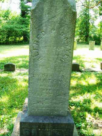 HATCH SAWYER, LYDIA A. - Trumbull County, Ohio | LYDIA A. HATCH SAWYER - Ohio Gravestone Photos