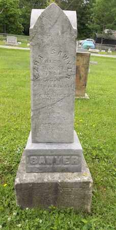 SAWYER, EZRA - Trumbull County, Ohio   EZRA SAWYER - Ohio Gravestone Photos