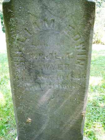 SAWYER, WILLIAM EDWIN - Trumbull County, Ohio | WILLIAM EDWIN SAWYER - Ohio Gravestone Photos