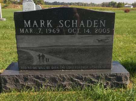 SCHADEN, MARK - Trumbull County, Ohio | MARK SCHADEN - Ohio Gravestone Photos