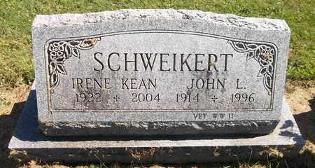 SCHWEIKERT, IRENE - Trumbull County, Ohio | IRENE SCHWEIKERT - Ohio Gravestone Photos