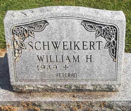 SCHWEIKERT, WILLIAM H. - Trumbull County, Ohio | WILLIAM H. SCHWEIKERT - Ohio Gravestone Photos