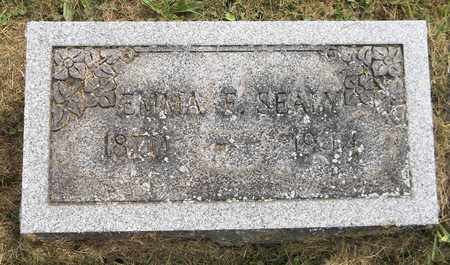 SEALY, EMMA E. - Trumbull County, Ohio | EMMA E. SEALY - Ohio Gravestone Photos