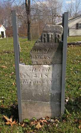 SELBY, ALBERT - Trumbull County, Ohio   ALBERT SELBY - Ohio Gravestone Photos