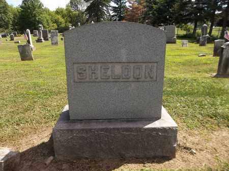 SHELDON, HENRY O. - Trumbull County, Ohio | HENRY O. SHELDON - Ohio Gravestone Photos