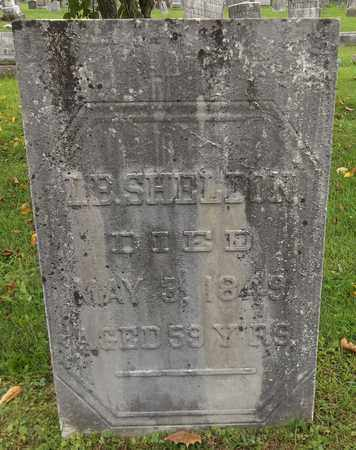 SHELDON, I. B. - Trumbull County, Ohio   I. B. SHELDON - Ohio Gravestone Photos