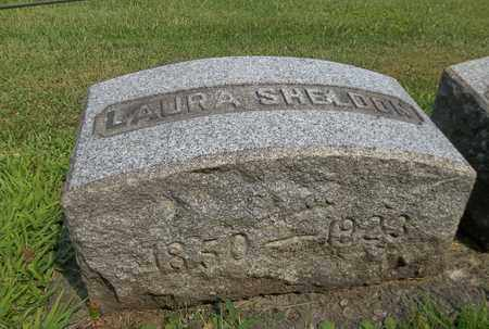 SHELDON, LAURA - Trumbull County, Ohio | LAURA SHELDON - Ohio Gravestone Photos