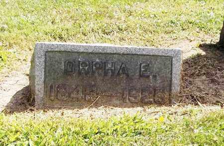 SMITH SHELDON, ORPHA E. - Trumbull County, Ohio | ORPHA E. SMITH SHELDON - Ohio Gravestone Photos