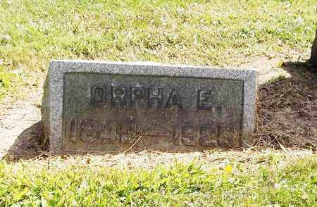 SHELDON, ORPHA E. - Trumbull County, Ohio | ORPHA E. SHELDON - Ohio Gravestone Photos