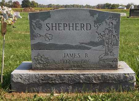 SHEPHERD, JAMES B. - Trumbull County, Ohio | JAMES B. SHEPHERD - Ohio Gravestone Photos