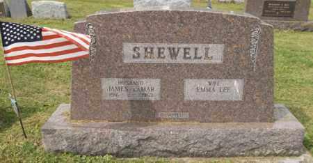 SHEWELL, JAMES LAMAR - Trumbull County, Ohio | JAMES LAMAR SHEWELL - Ohio Gravestone Photos