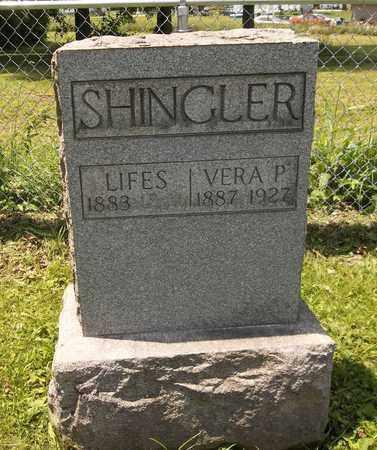 SHINGLER, VERA P. - Trumbull County, Ohio | VERA P. SHINGLER - Ohio Gravestone Photos
