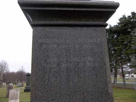 SILLIMAN, ADDISON - Trumbull County, Ohio | ADDISON SILLIMAN - Ohio Gravestone Photos