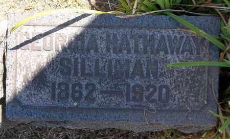 HATHAWAY SILLIMAN, GEORGIA - Trumbull County, Ohio | GEORGIA HATHAWAY SILLIMAN - Ohio Gravestone Photos