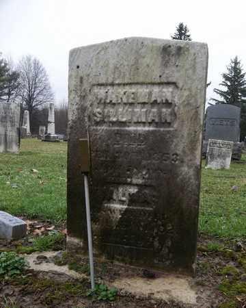 SILLIMAN, WAKEMAN - Trumbull County, Ohio | WAKEMAN SILLIMAN - Ohio Gravestone Photos