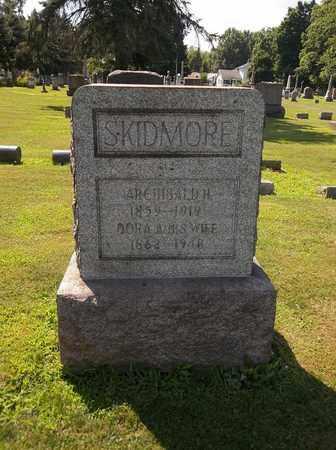 SKIDMORE, ARCHIBALD H. - Trumbull County, Ohio | ARCHIBALD H. SKIDMORE - Ohio Gravestone Photos