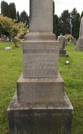 SMITH, BENJAMIN - Trumbull County, Ohio | BENJAMIN SMITH - Ohio Gravestone Photos