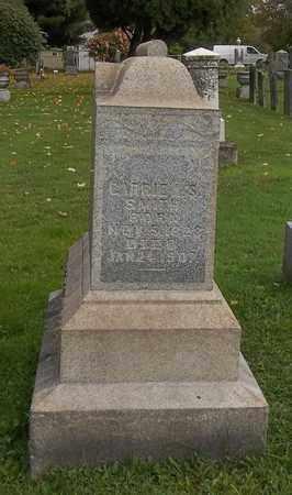 SMITH, CARRIE A. S. - Trumbull County, Ohio   CARRIE A. S. SMITH - Ohio Gravestone Photos