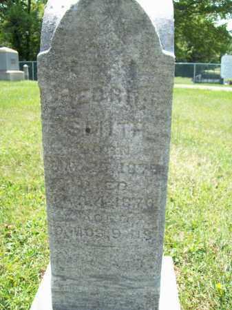 SMITH, FREDRICK - Trumbull County, Ohio | FREDRICK SMITH - Ohio Gravestone Photos