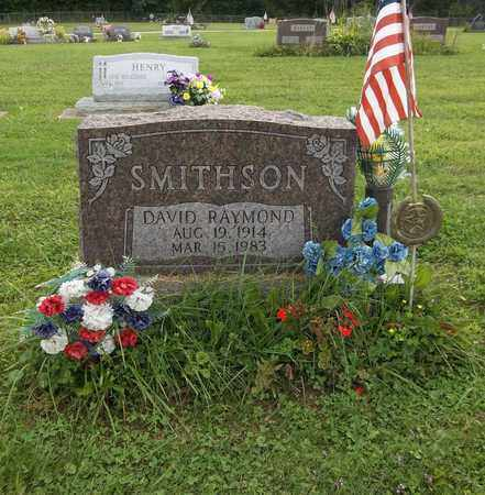 SMITHSON, DAVID RAYMOND - Trumbull County, Ohio | DAVID RAYMOND SMITHSON - Ohio Gravestone Photos