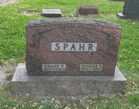 SPAHR, GRACE V. - Trumbull County, Ohio | GRACE V. SPAHR - Ohio Gravestone Photos