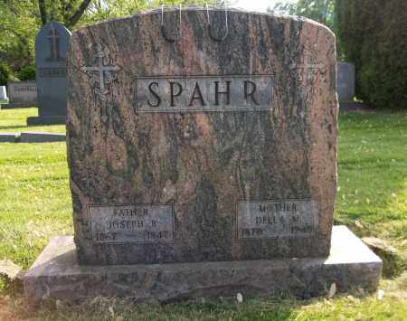 GEORGE SPAHR, DELLA MAY - Trumbull County, Ohio | DELLA MAY GEORGE SPAHR - Ohio Gravestone Photos