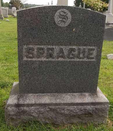 SPRAGUE, ORISON E. - Trumbull County, Ohio   ORISON E. SPRAGUE - Ohio Gravestone Photos
