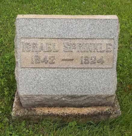 SPRINKLE, ISRAEL - Trumbull County, Ohio   ISRAEL SPRINKLE - Ohio Gravestone Photos