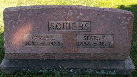 SQUIBBS, SEGRA E. - Trumbull County, Ohio | SEGRA E. SQUIBBS - Ohio Gravestone Photos