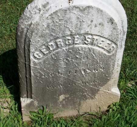 STEER, GEORGE - Trumbull County, Ohio | GEORGE STEER - Ohio Gravestone Photos