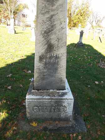 STEVENS, THOMAS - Trumbull County, Ohio | THOMAS STEVENS - Ohio Gravestone Photos
