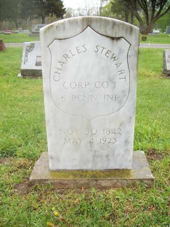 STEWART, CHARLES - Trumbull County, Ohio   CHARLES STEWART - Ohio Gravestone Photos
