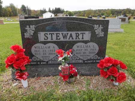 STEWART, WILLMA L. - Trumbull County, Ohio | WILLMA L. STEWART - Ohio Gravestone Photos