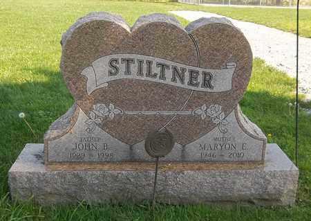 STILTNER, MARYON E. - Trumbull County, Ohio   MARYON E. STILTNER - Ohio Gravestone Photos