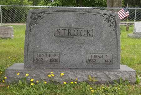 STROCK, MINNIE E. - Trumbull County, Ohio | MINNIE E. STROCK - Ohio Gravestone Photos