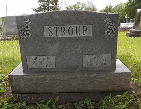 STROUP, PHOEBE O. - Trumbull County, Ohio | PHOEBE O. STROUP - Ohio Gravestone Photos