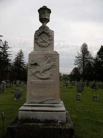 STULL, HOMER H. - Trumbull County, Ohio | HOMER H. STULL - Ohio Gravestone Photos