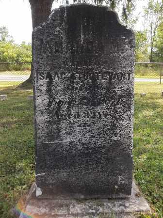 STURTEVANT, AMANDA M. - Trumbull County, Ohio | AMANDA M. STURTEVANT - Ohio Gravestone Photos