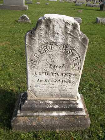 SWEET, ALBERT J. - Trumbull County, Ohio | ALBERT J. SWEET - Ohio Gravestone Photos