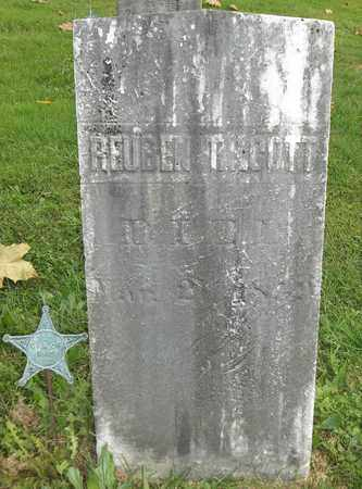 TALCOTT, REUBEN - Trumbull County, Ohio | REUBEN TALCOTT - Ohio Gravestone Photos