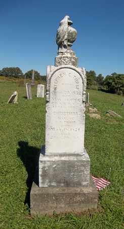 THORP, CHRISTIANA - Trumbull County, Ohio | CHRISTIANA THORP - Ohio Gravestone Photos